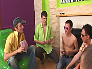 Do you know how to leave 5 friends without any clothes on guys nude groups at Crazy Party Boys