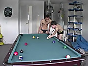 Horny Buds play a game of 'Strip Pool' then Fuck gay boys site twinks cock teen boys in speedos and underwear