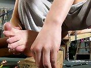 Gay male escort bondage sex slave training and male bondage wrap - Boy Napped!