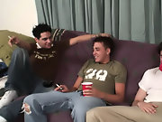 Black teen guy amateur pic...