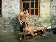 Gay boys in ropes and gay...