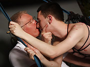 Male milking stories and sloppy gay blowjobs - Boy Napped!