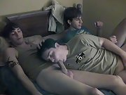Sissy twink boys first time having sex video and diagram anal gay porn - at Boy Feast!