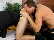 Nude handsome cute guy sex videos and porn picture gay kissing and touching at My Gay Boss