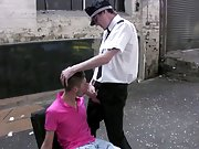 Twinks gay penis milking machines homo and gay...