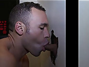 Hard gay blowjob and gay...