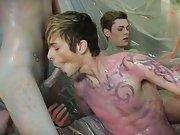 Twink boy slave tortured at Staxus