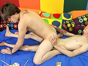 Russian gay twink clips and...