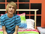 Cute fit teen pics and twink sees first cock in...