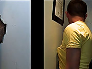 Young gay blowjob and...