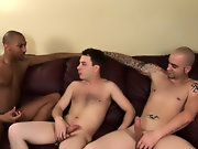 Gay interracial double anal...