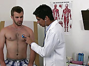 I kept on stroking but he was much more comfortable stroking his own cock free gay masturbatio