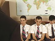 The teacher reprimands 'em with a wonderful little paddling gay masterbating solo twin at Teach Twinks