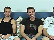 Today at Penniless Straight Boys, we have a members solicit; Shane, Diesal and Mike R gays in group porno roxy red boy