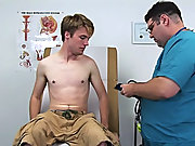 The next patient is a young 18 year college guy named Aaron azor chemistry amateur gay ass