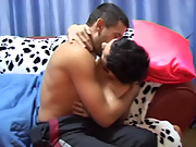 So he woke up Johnny with a kiss and offered his cock for a nice suck-off, and soon the dudes were fucking like mad photos of male hunks