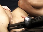 The torture ends when all the boys explode with cum in a final scene of satisfaction extream gay bondage