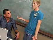 Luke Milan, the teacher, asks him to read off his lines which he gets embarrassingly wrong twink boy nude pictures at Teach Twinks