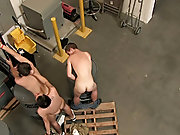 In the start of an eye, the two misbehaving employees were taken to the back and stripped down gay youth groups