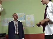 He wanted his student to display great knowledge of geography gay mature galleries