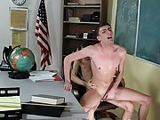 Don't blink or you may miss in on all the delicious gay action that transpires nude boy twinks at Teach Twinks