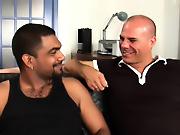 His first huge cock interracial gay cops