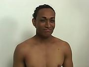 Broke Straight Boys free gay latin male por