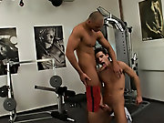 I bet you've never gotten a workout in a gym like this gay male muscle videos phone chat