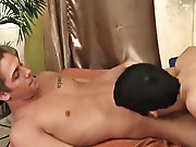 Did I mention that Spencer held Tyler up and that was just amazing hunks having gay sex at ass lick boys! blowjob first hung