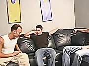 See the look on Adam's pan when his buddies decide not to wait after the girls but to get down to business gay facial hardcore