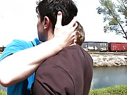 They get it on for all those folks stuck in traffic outdoors gay free gay cock sucking pics