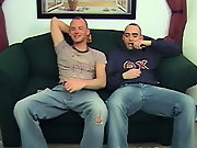 Both his cock and Enrique were more than ready to sink into the tight phat white ass of Robbie, but before they did, he gave Robbie a nice wet, sloppy