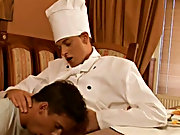 Scared suited for his job my friend went right away huge cock blowjobs gay